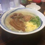 中城:おいしい!拘りの沖縄そばのお店・まるやす