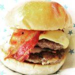 普天間:アメリカンダイナー手作りハンバーガーのお店